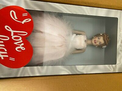 Lucy  Doll - Franklin Mint - New in Box