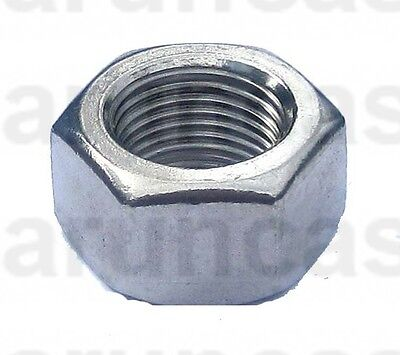 """Wood Lathe Head Stock Spindle Nuts 3/4""""-16 or 1""""- 8 or M33x3.5,  Glue Chuck Nut"""