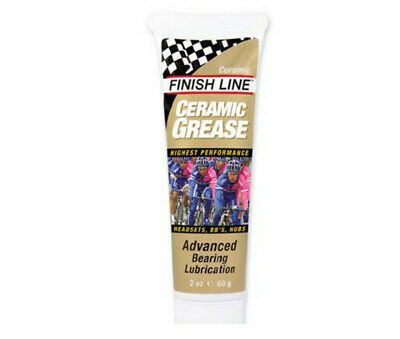 Finish Line Ceramic Bike Grease 2Oz Tube