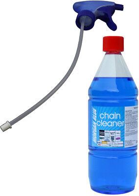 Morgan Blue Bike Chain Cleaner With Vaporizer Unit 1L