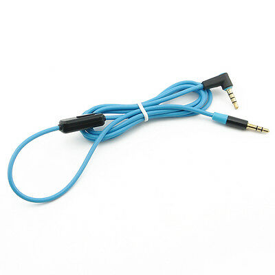 E2 Extend Audio Talk Cable Wire Cord For SMS Audio Street Headphones by 50 Cent