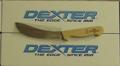 "dexter russell 3576 6""  traditional handle beef skinner skinning knife 41842-6"