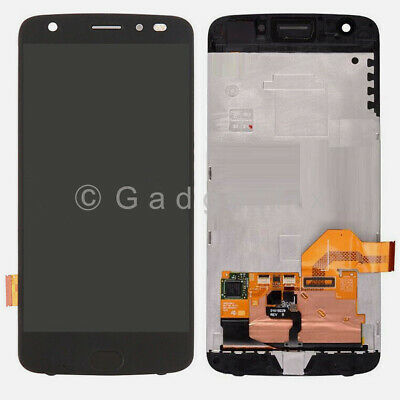 US LCD Display Touch Screen Digitizer + Frame For Motorola Moto Z2 Force XT1789