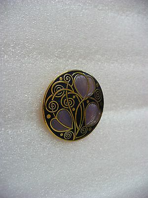 Qb- Celtic Sea Gems   Pin Brooch  #32516