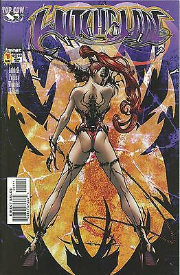 Witchblade: Infinity #1  (Image/top Cow) Vf/nm