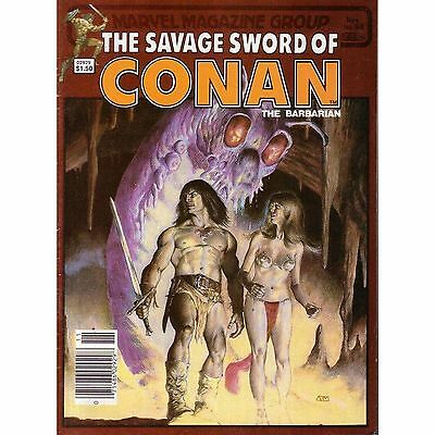 CONAN THE BARBARIAN #94 Nov. 1983 Marvel comic magazine ᵏ