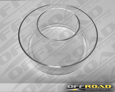 """8H2023 8H-2023 New Aftermarket Precleaner Bowl for CAT® 7.5"""" OD / 3.5"""" ID"""