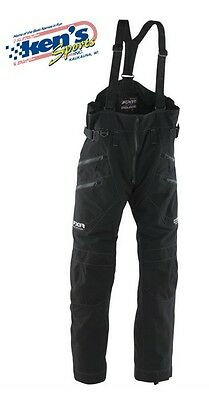 POLARIS Men's Black FXR® ZONE MOUNTAIN Winter Snowmobile Bibs / Pants 2863062_