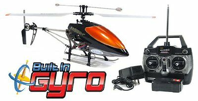 GYRO Double Horse Metal 9100 3.5CH Electric RTR Remote Control RC Helicopter (C