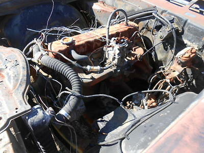1960s-1970s In line straight 6 engines and powerglides Chevy/General Motors