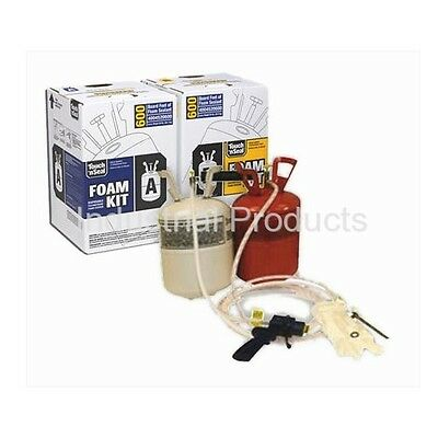 Touch 'n Seal U2-600 Spray Closed Cell Foam Insulation Kit 600BF - 4004520600