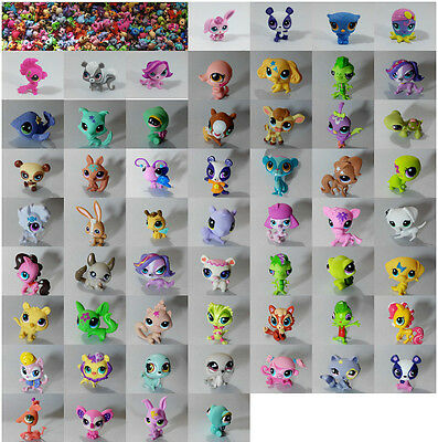 Littlest Pet Shop Ramdon / Choose Cute Figure FREE Ship Child Toy lot New Set