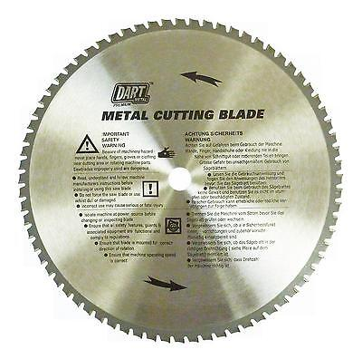 DART 136mm - 355mm Professional Silver PMC Metal TCT Cutting Circular Saw Blades