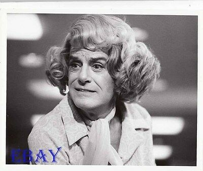 Gig Young in drag VINTAGE Photo Great Ice Rip-Off