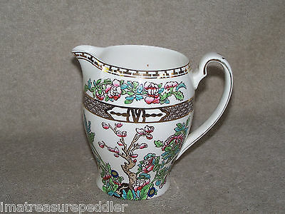 Vintage Alfred Meakin The India Tree Pitcher