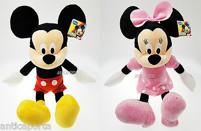 Peluche Topolino Minnie Originali Disney Tutte leMisure Disponibili Minni Mickey