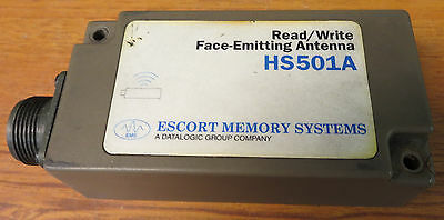 Escort Memory Systems HS501A Read/Write Face-Emitting Antenna