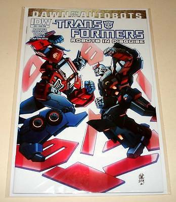 The TRANSFORMERS : ROBOTS IN DISGUISE # 32  IDW Comic NM  SUBSCRIPTION VARIANT