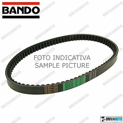 Cogged Drive Belt Original Oem Bando Peugeot 125 Tweet / Tweet Rs 4T 10/11