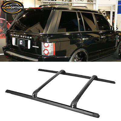 Fits 02-12 Land Rover Range Rover HSE OE Style Roof Rails & Cross Bars Set