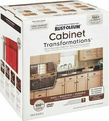 Rustoleum 258109 Light Tint Small Cabinet Transformation Kit