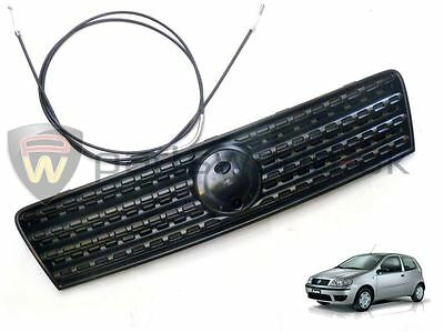 Fiat Punto Mk2B Bonnet Release Cable & Radiator Grille Brand New Genuine