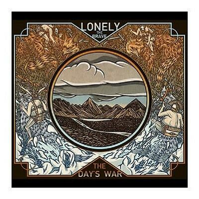 Lonely The Brave - The Day's War  Vinyl Lp Neu