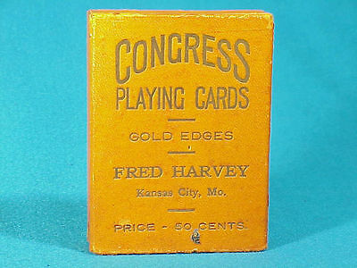 Fred Harvey Playing Cards - Rookwood Pottery