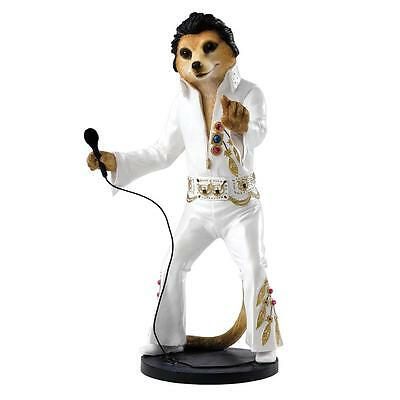 Country Artists Magnificent Meerkats CA04240 Elvy Elvis