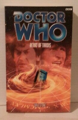 Doctor Who HEART OF TARDIS  BBC Paperback Book- FREE S&H (M2561)