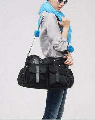 New Style Fashion Baby Diaper Nappy Changing Bag Womens Messenger Travel Bags