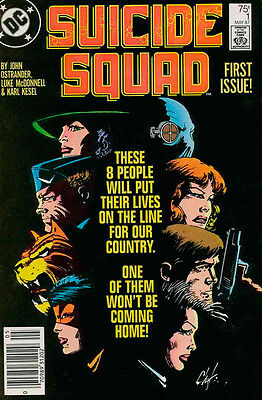 SUICIDE SQUAD #1-67 VERY FINE /  NEAR MINT COMPLETE SET 1987 w/ANNUAL #1