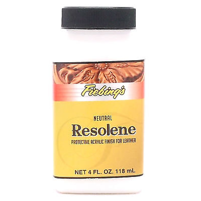 Acrylic Resolene Sealer 4 oz (118 mL) 2270-01 by Fiebing's