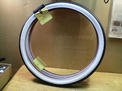 Schwinn Phantom Typhoon Cord Bicycle White Wall Tires Fits Most Other Bicycles