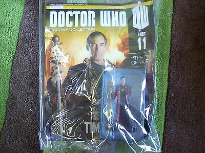 BBC Doctor Who Figurine Collection Issue 11 TIME LORD