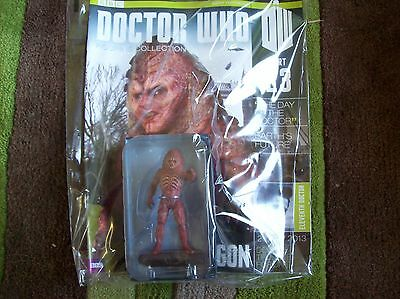 BBC Doctor Who Figurine Collection Issue 23 ZYGON