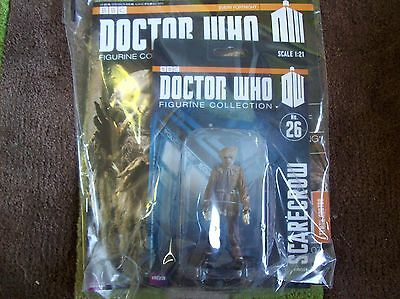 BBC Doctor Who Figurine Collection Issue 26 SCARECROW