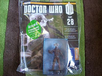 BBC Doctor Who Figurine Collection Issue 28 MORBIUS MONSTER