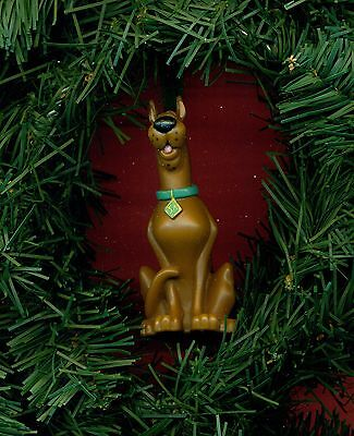 Scooby Doo posable figure ornament for custom themed Christmas tree HB LOOK