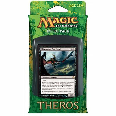 MTG THEROS * Intro Pack - Devotion to Darkness