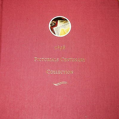 NEW ZEALAND NEUSEELAND 1998 1677-90 full Sheets Pictorials Cent. Collection BOOK