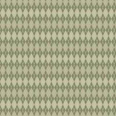 Benartex On the Green 632B 10 Red Champion Tour Patch Cotton Fabric