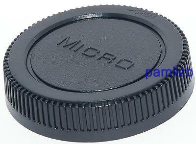 Rear  Cap , fits  Panasonic Lumix   &  Olympus  MICRO  4/3 mount  camera lens