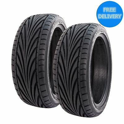 2 x 225/50/15 R15 91V Toyo Proxes T1-R Performance Road Tyres