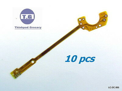 10x Zoom Lens Shutter Flex Cable for Samsung S800 S830 S1000 S1030 NV8 NV10 L80