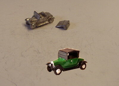 P&D Marsh N Gauge n Scale E25 Bullnose Morris top up car casting requires painti