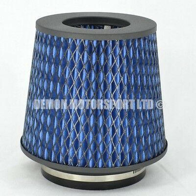 CLEARANCE Air Filter Blue For Induction Kit 63mm or Choose Inlet Size (59909)