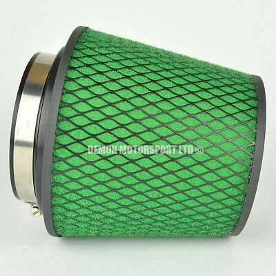 CLEARANCE Air Filter Green For Induction Kit 83mm or Choose Inlet Size (35935)