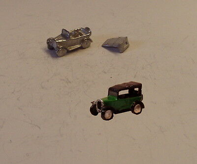 P&D Marsh N Gauge n Scale E38 Austin 7 Chummy soft top up casting requires paint