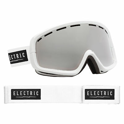 Electric Snowboard and Ski Goggles  - EGB2 - Including Spare Lens, 2015